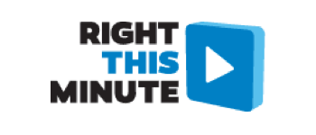 Right This Minute viral TV show logo